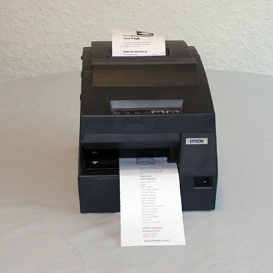 Epson TM-H6000II M147H Multifunction Thermal Point of Sale Receipt Printer